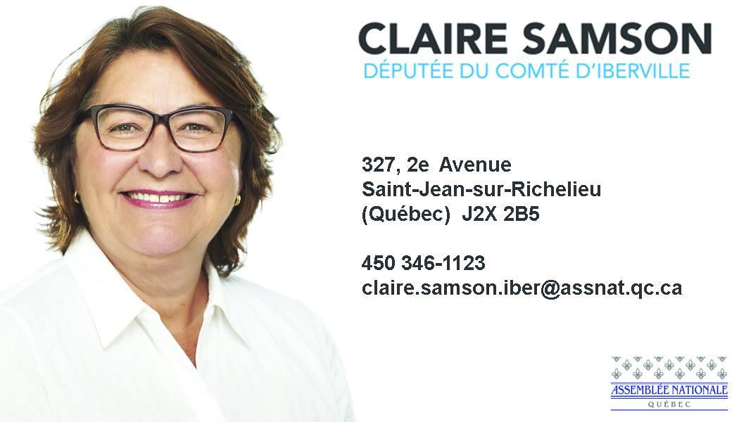Claire Samson