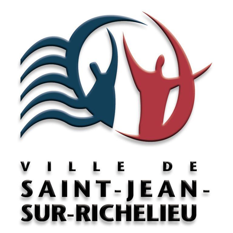 Logo couleur ville st-jean